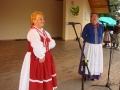 Występ RZT Pogórzanie podczas Dożynek Gminnych wRopie_06