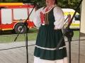 Występ RZT Pogórzanie podczas Dożynek Gminnych wRopie_08