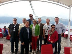 Polska delegacja najesiennej sesji OBWE – Budva 2013