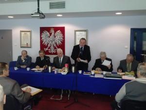 Zarząd Koła SEiRP wGorlicach - fot.KPP Gorlice