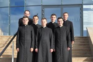 Diakoni Wyższego Seminarium Duchownego wRzeszowie - fot.WSD Rzeszów