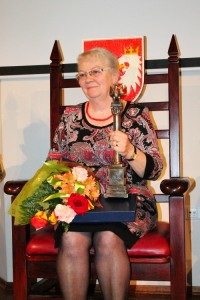 Marta Przewor - laureatka nagrody Pro Publico Bono 2014