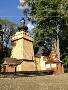 Cerkiew wHańczowej - fot.Narodowy Instytut Dziedzictwa