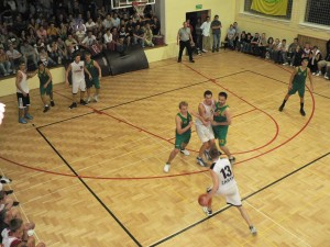 Półfinał Kromer - Zielona Góra w1995 roku