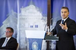 Wiktor Orban -  fot: Gergely Botár