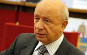 "Prof. Bogdan Chazan - fot.Artur Stelmasiak (Tygodnik Katolicki ""Niedziela"")"