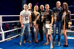 Mistrz Polski Marcin Kret zGorlic (fot.Facebook)