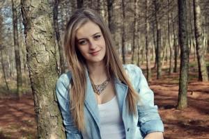 Klaudia Alibożek zBiecza - fot.Profil naFacebooku