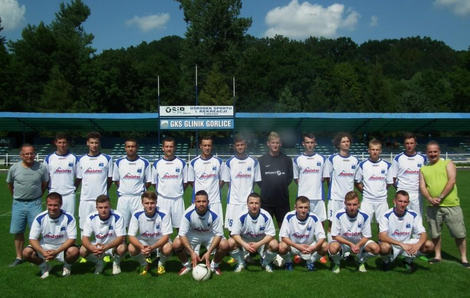 GKS Glinik Gorlice - fot.oficjalna strona klubu naFacebooku