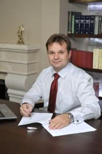 Radny Wojewódzki iSędzia Trybunału Stanu - Paweł Śliwa
