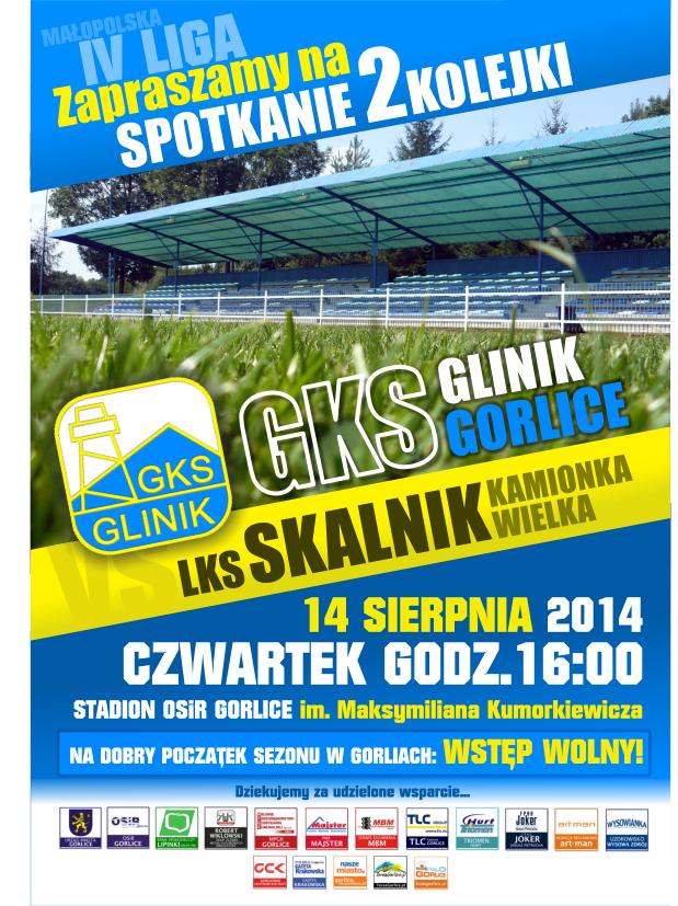 mecz Glinik Skalnik