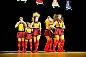 Zespół taneczny Explosion zRopy