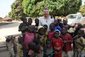 Ks. Mateusz Dziedzic wRepublice Środkowoafrykańskiej