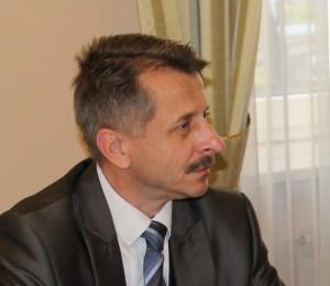 Starosta Mirosław Wędrychowicz - kandydat naburmistrza Biecza