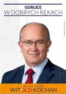 Witold Kochan plakat