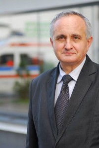 Starosta Powiatu Gorlickiego Karol Górski (MRS ZG)