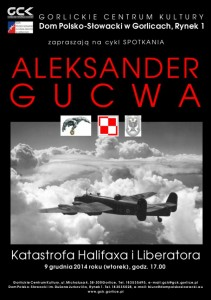 Plakat A. Gucwa