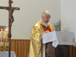 Ks. Aleksander Stanula (1946-2014) - fot.Serwis Internetowy Gminy Trzciana