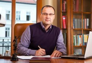 Poseł naSejm RP Andrzej Romanek