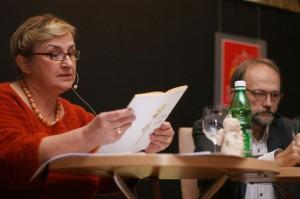 Poetka Joanna Probulska iPaweł Nowicki - fot.MBP Gorlice