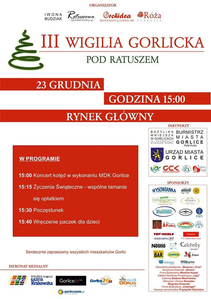 Wigilia Gorlicka