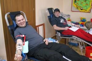 Koledzy krwiodawcy zGorlic niezawiedli :)