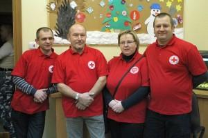 Ekipa krwiodawców zKobylanki