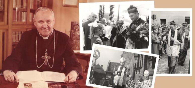 Abp Jerzy Ablewicz - fot.Portal Diecezji tarnowskiej (Zezbiorów Archiwum Diecezjalnego)