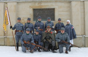 """Stowarzyszenie Historyczne """"Bitwa podGorlicami 1915"""" - fot.www.kk32lir.gorlice.pl"""