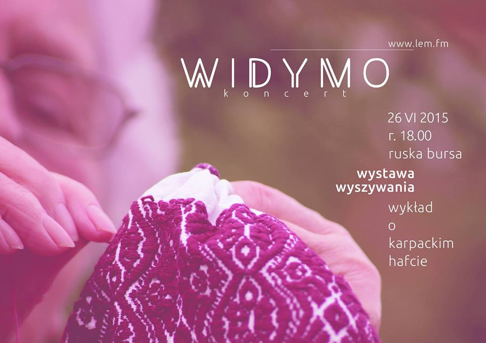 Koncert Widyma