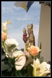 Matka Boża Lipińska - cudowna figura zXV wieku