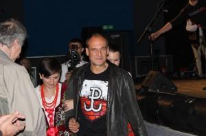 Paweł Kukiz nakonwencji wyborczej wZakopanem