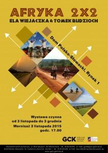 Plakat Afryka 2x2