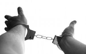 kajdanki areszt