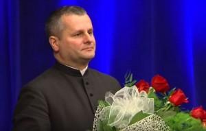 Biskup Nominat Leszek Leszkiewicz - fot.YouTube