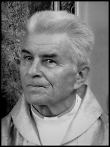 Ks. Jan Wacławik (1939-2017) - fot.Parafia Zagórzany