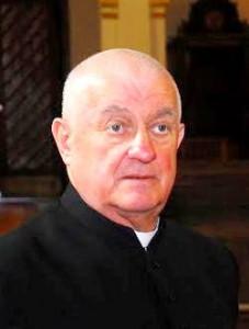 Ks. Bolesław Bawiec (1946-2017) - fot.Parafia Zagórzany